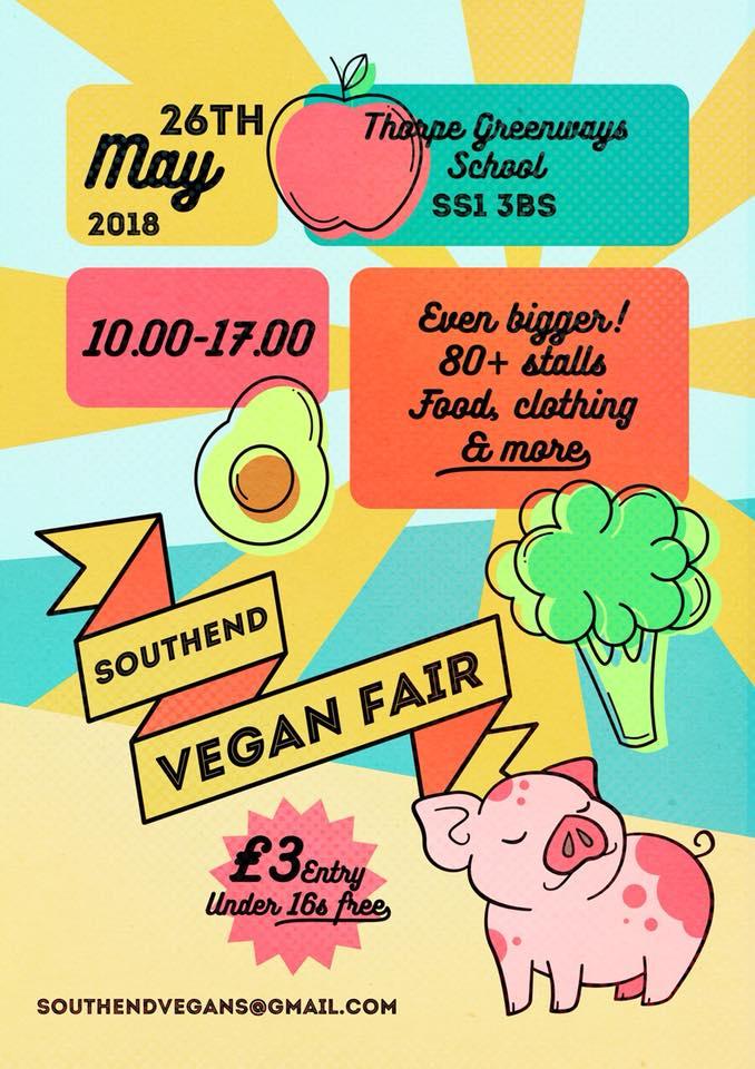 vegan fair